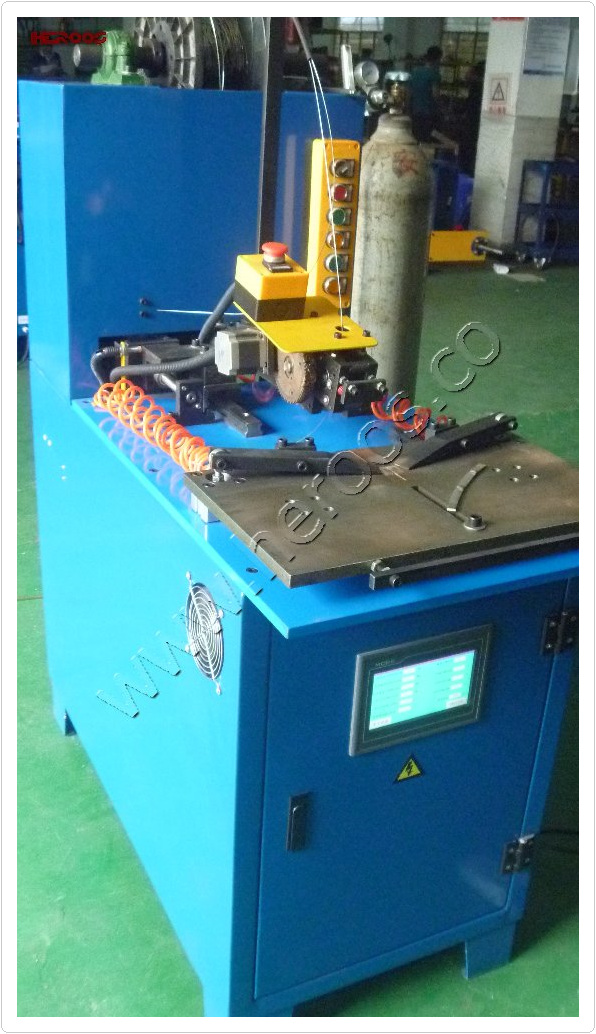 Metal Ring Joint Welding Machine111