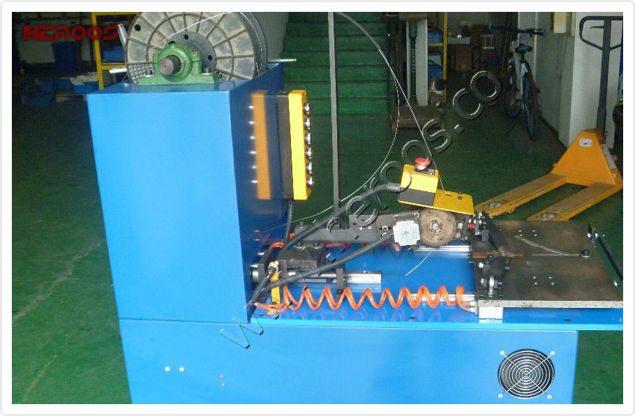 Metal Ring Joint Welding Machine11