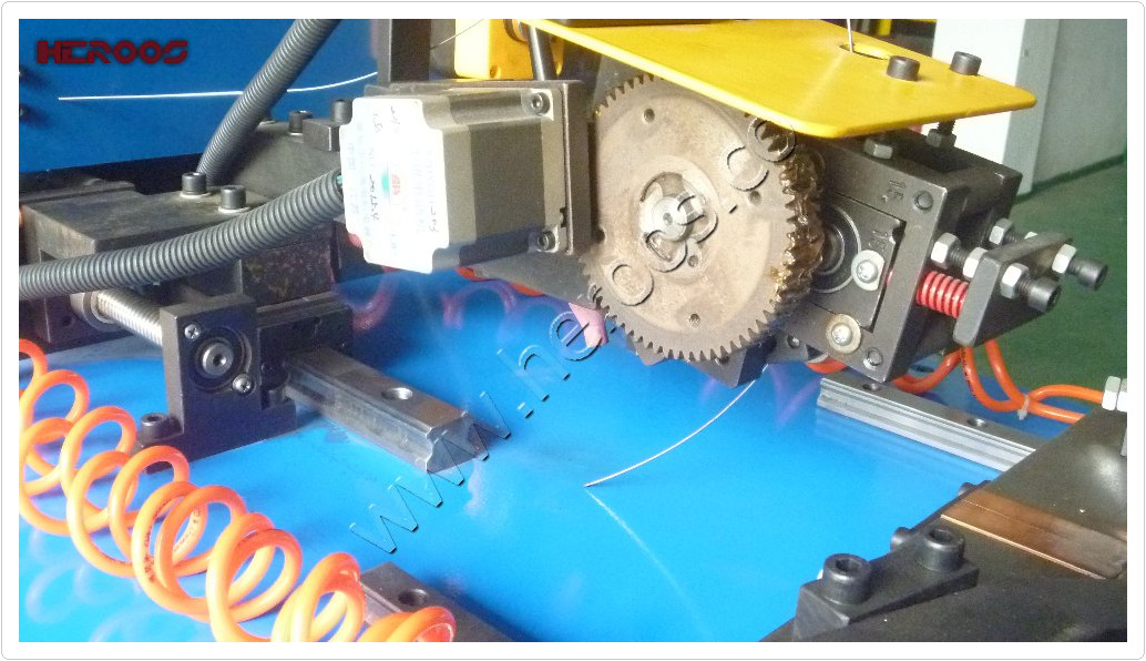 Metal Ring Joint Welding Machine000