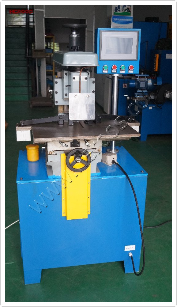 Metal Ring Joint Milling Machine