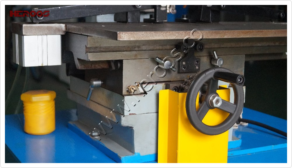Metal Ring Joint Milling Machine2