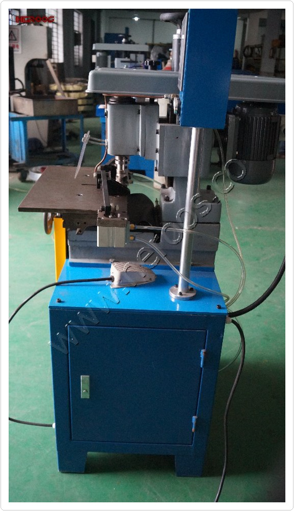 Metal Ring Joint Milling Machine4