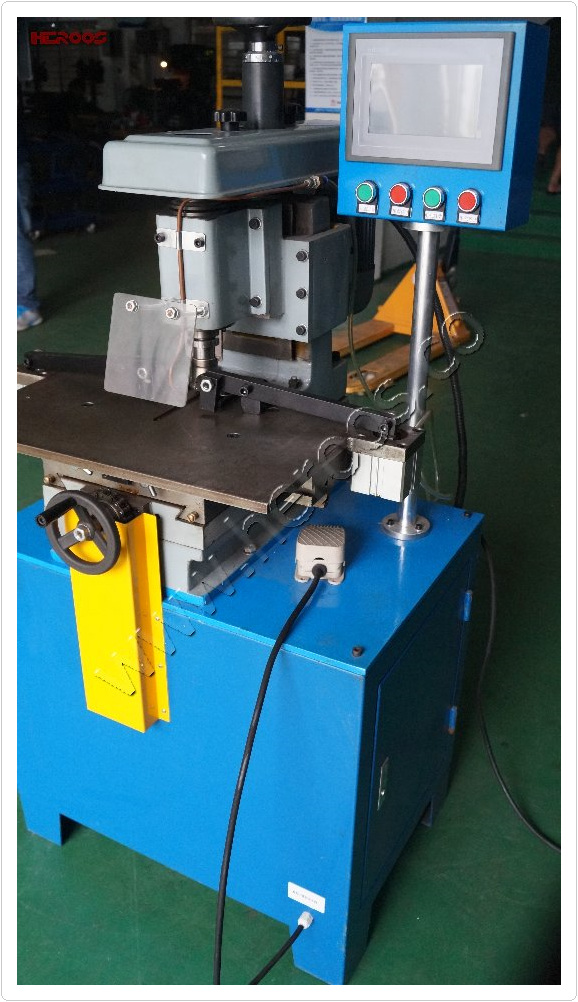 Metal Ring Joint Milling Machine5