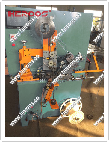 Full Automatic Spiral Wound Gaskets Machine 2
