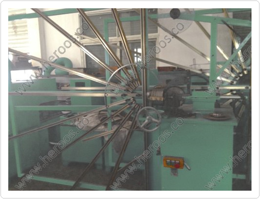 Large Winding Machine (vertical) 2