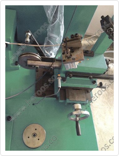 Small Winding Machine for Spiral Wound Gasket 5