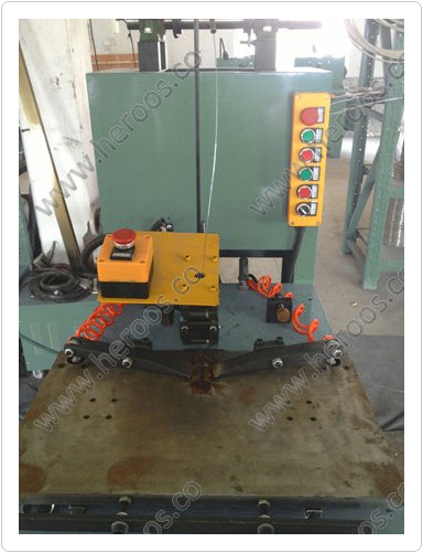 Metal Ring Joint Welding Machine2