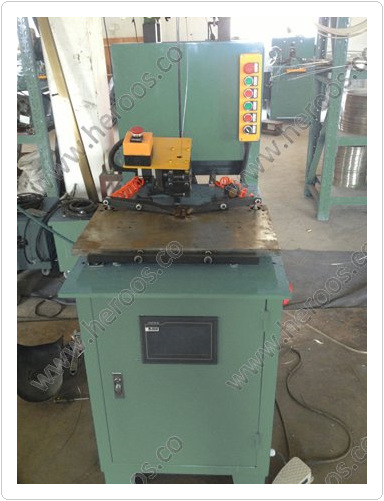 Metal Ring Joint Welding Machine1