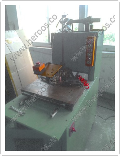 Metal Ring Joint Welding Machine3