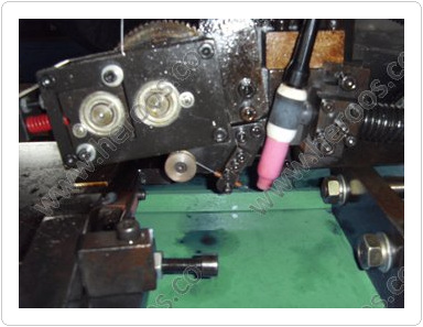 Metal Ring Joint Welding Machine4