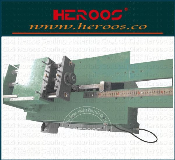 Double Knives Cut Machine for Gaskets