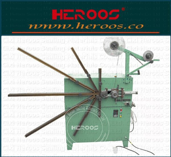 Medium Winding Machine for Spiral Wound Gasket