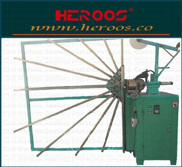Large Winding Machine (vertical)