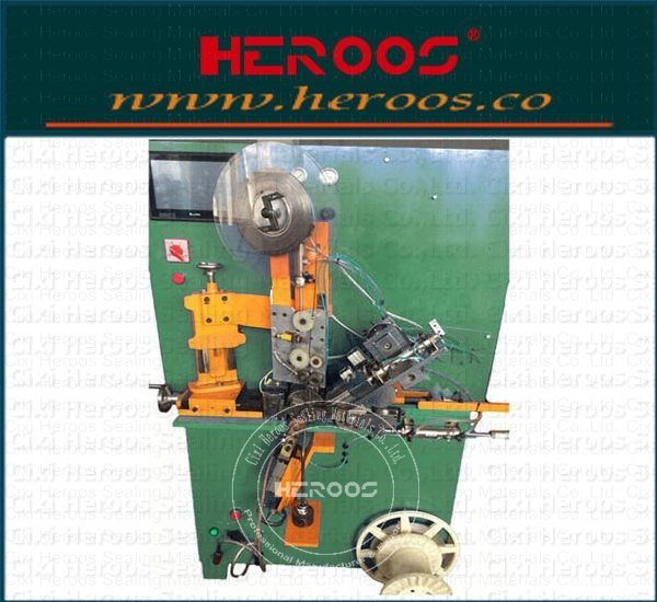 Full Automatic Spiral Wound Gaskets Machine