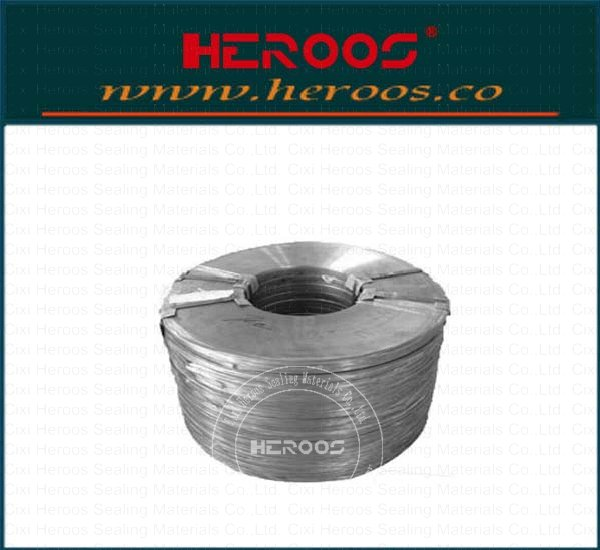 Flat-shape metallic tape s304(L) s316L