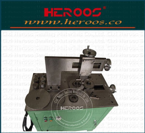 Metal Jacketed machine for Double Jacketed Gasket