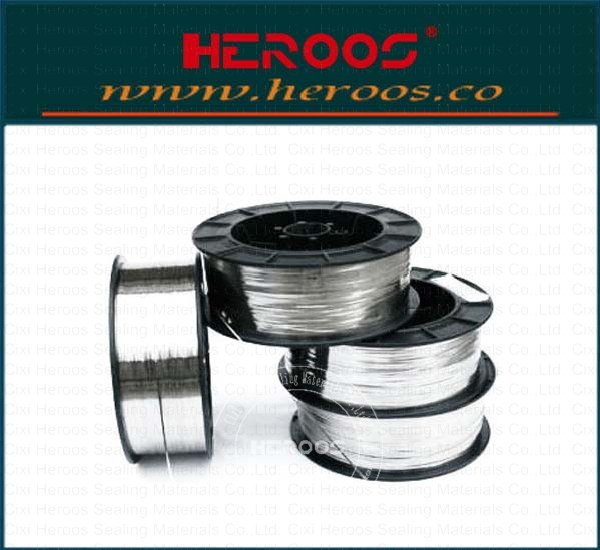 Spool metallic tape for SWG