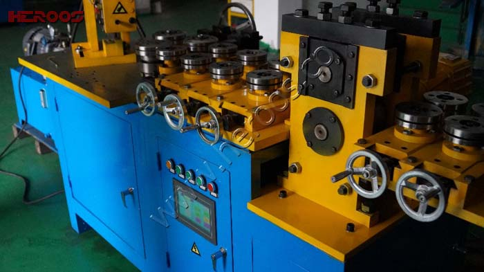 Automatic Ring Bending Machine Operating Instructions